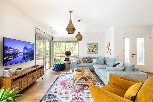 תכנון ועיצוב הילה פרי, בוגרת סטודיו ברברה ברזין, צילום אורית ארנון
