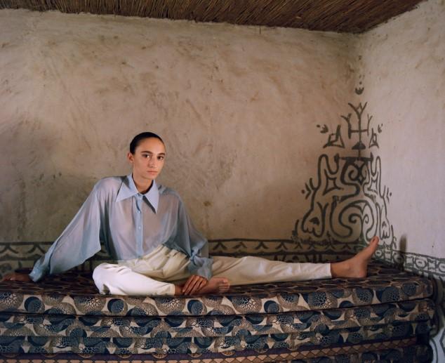 MAMO by Shiran Reuven ss19. צילום: אסף עיני )