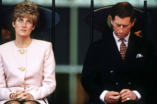 הנסיך צ'ארלס ודיאנה צילום Tim Graham Photo Library via Getty Images