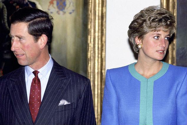 הנסיכה דיאנה וצ'ארלס צילום  Tim Graham Photo Library via Getty Images