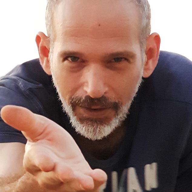מייקל אמיר (צילום: אייל סעדון)