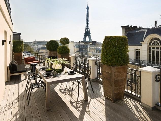 shopping  - hotel-marignan-champs-elysees צילום: אגודה