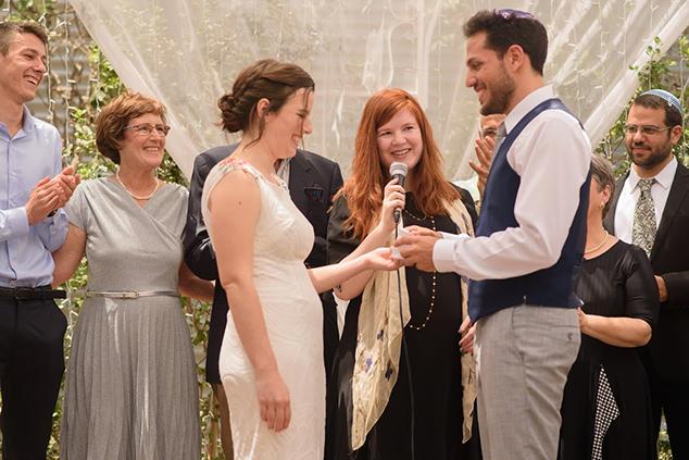 חתונה שוויונית, זה נראה אחרת: טליה ודניאל מתחתנים (צילום-Love & Marriage)