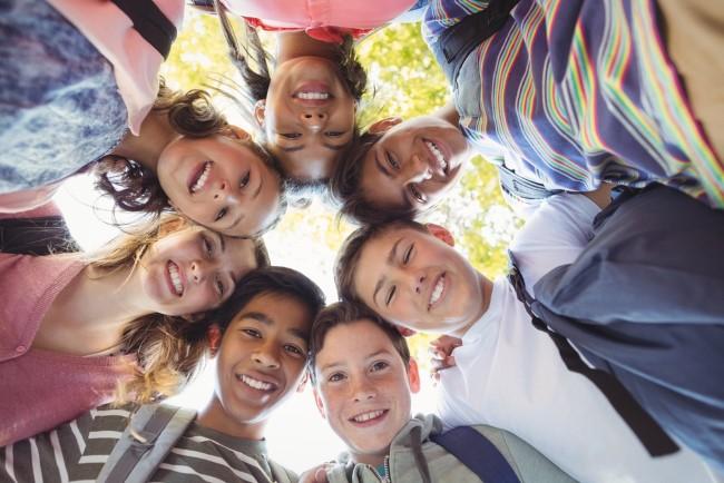 ילדים בתיכון shutterstock By wavebreakmedia