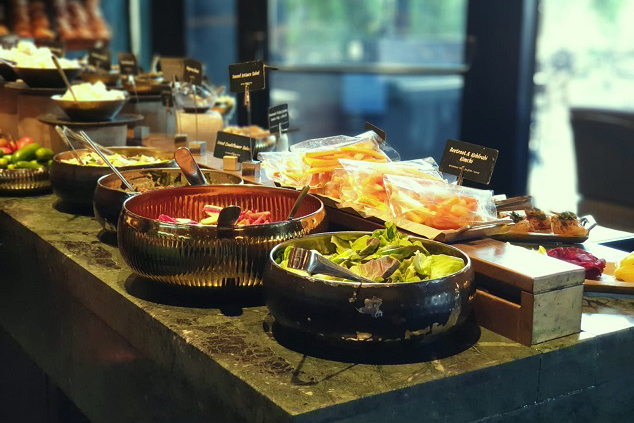 ארוחת בוקר בלייטהאוס (צילום: מערכת סלונה)