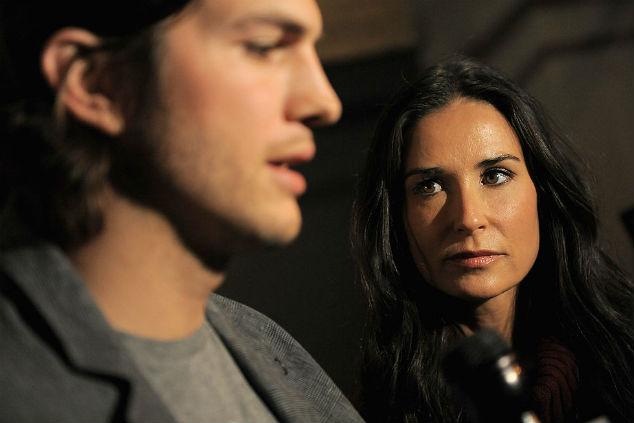 אשטון ודמי צילום  Jemal Countess/Getty Images
