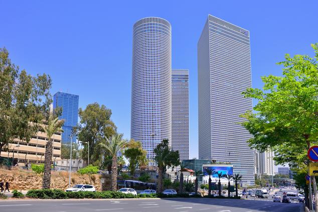 תל אביב, עיר בצמיחה ובפריחה (צילום: שאטרסטוק / Stanislav Samoylik)