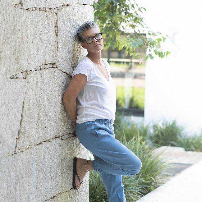 מותג המכנסיים TAMU ליריד שופוני צילום רוני פוקס