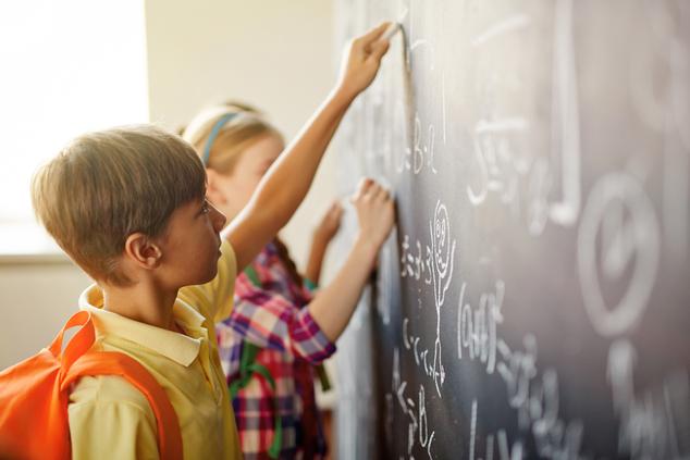 ההשקעה הפרטית בחינוך גובהה משמעותית בישראל (צילום: שאטרסטוק / Pressmaster')
