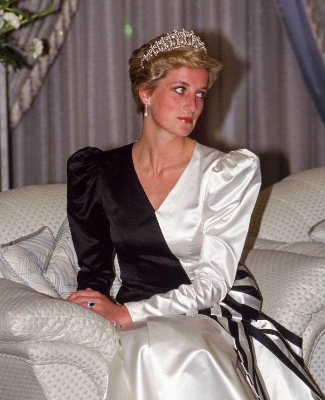 הנסיכה דיאנה 1986 Photo by David Levenson/Getty Images