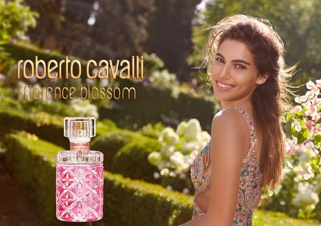 Roberto Cavalli Florence Blossom 75 ml 329 שח צילום יחצ