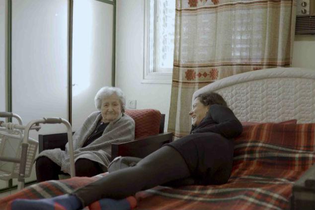 לידיה מורוזוב מתוך הסרט צילום  חדר משלי_קרן פרלוב 2020 יחצ