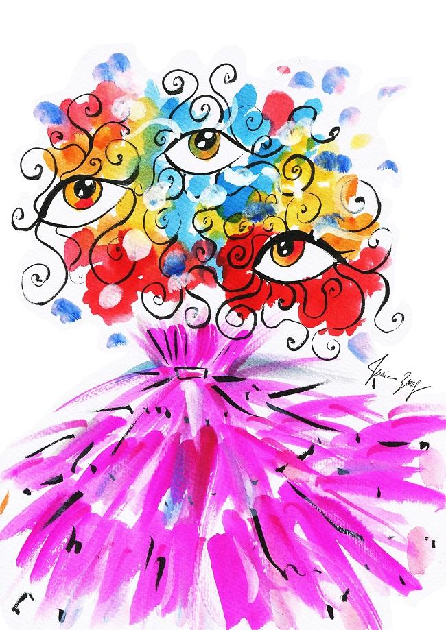 Eyes of Fashion - Talia Zoref at the Polihouse )