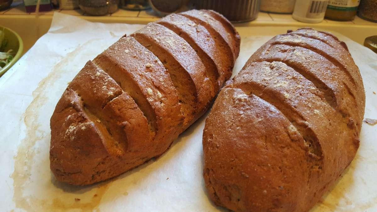 לחם שיפון