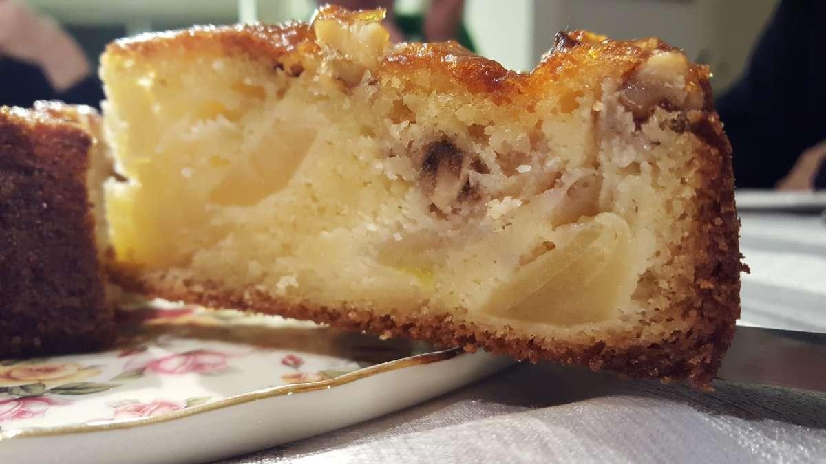 עוגת תפוחים1