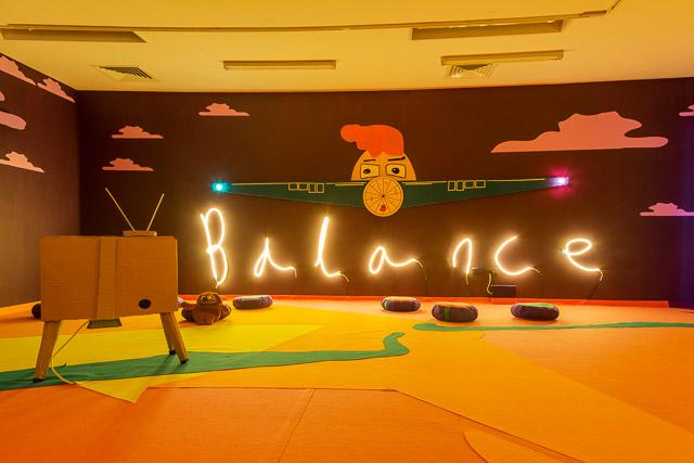 """הולבן מציע """"איזון"""". צילום: דניאל צאל"""