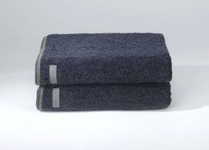 ורדינון מגבת בלו גינס (כחול צילום שירה רז
