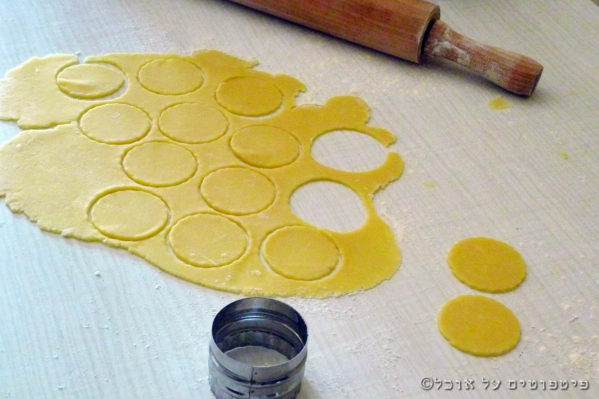 רידוד בצק לעוגיות עדי קאופמן
