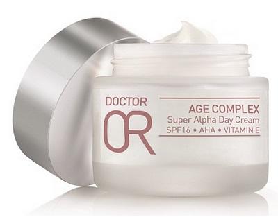 דוקטור עור-super alpha day cream קרם יום המעניק לחות והגנה נגד קמטים מחי...