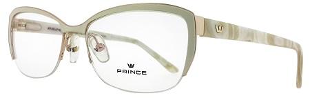 משקפי פרינס  מסגרת חתולית למשקפי  ראייה מתכת זהב שילוב פלסטיק  700שח צילום אורי בן עמי (8)