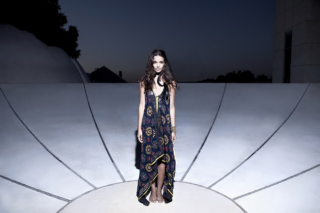 Magic Mirror Flower Dress