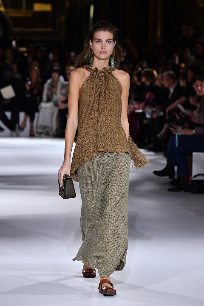 : Runway - Paris Fashion Week Womenswear Spring/Summer 2017