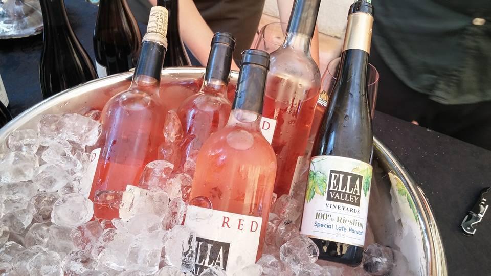 היין בקירור