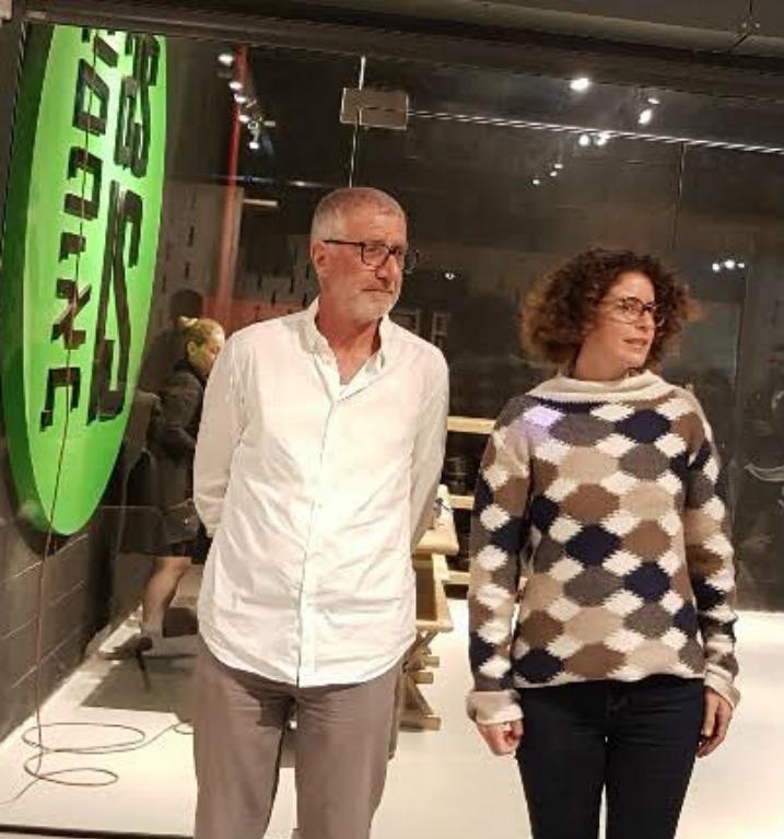 יהושע ודפנה קסטיאל  צילום לבנה רייזר