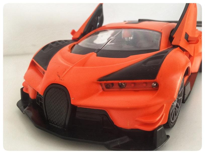 •מכונית SPEED RACER