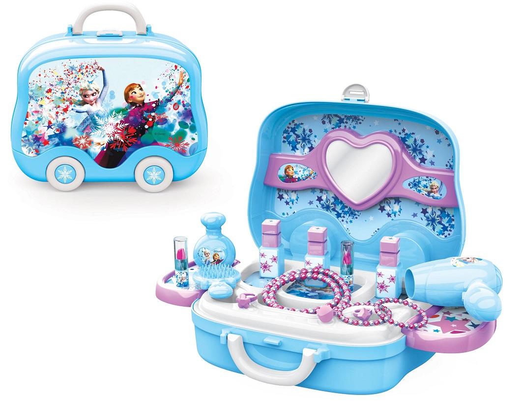 ב.ש צעצועים - מזוודת טיפוח - פרוזן