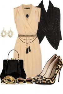 שמלה קאמל