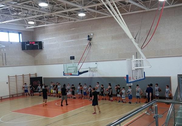 BC BASKETBALL COACHING מחנה קיץ 2016