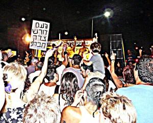 מחאת הדיור ב2011- זוכרים? הכל התחיל בפוסט בפייס