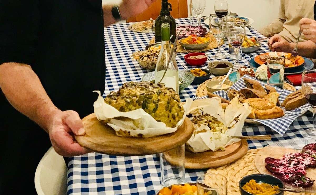 אוכל משובח שלא נגמר / צילום: לירון פיין