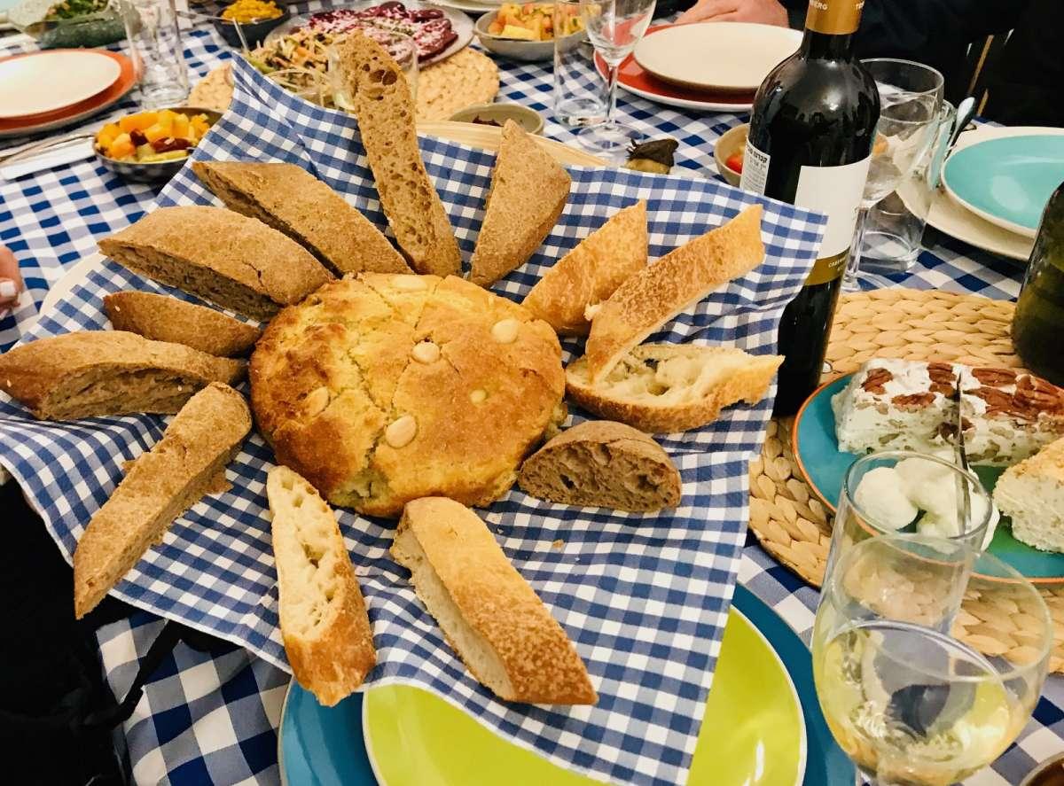 מנוחת הלחם / צילום: לירון פיין