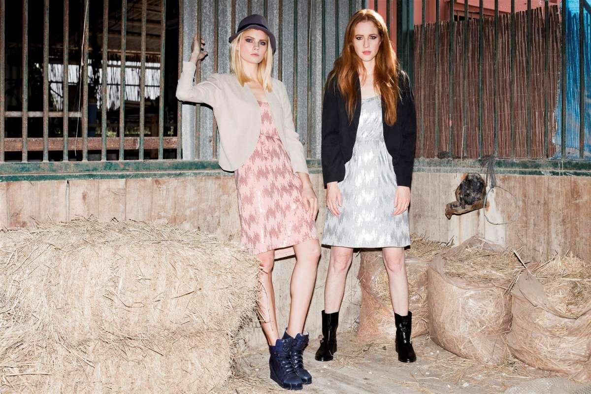 מבצע חג  AXELA BY ALEXA REZNIK 25% הנחה על שמלות קיץ - צילום רונן פדידה
