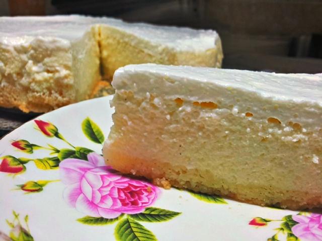 הבלוג של שרון מקונדיטוריה שרון & רנה   עוגת גבינה אפויה
