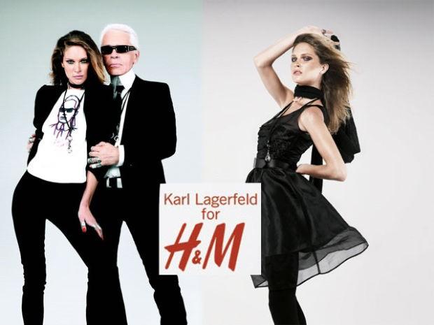 קארל לגרפלד H&M