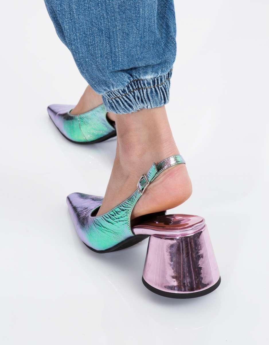 שופרא נעלים מבריקות - Jeffrey Campbell
