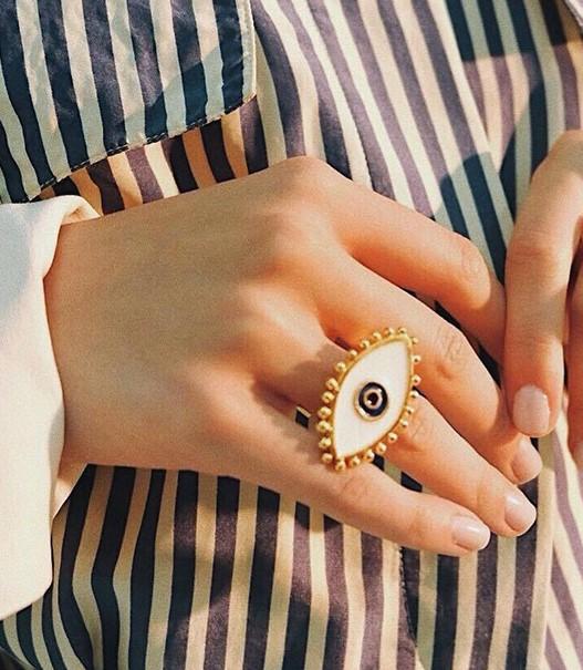 טבעת עין AliExpress