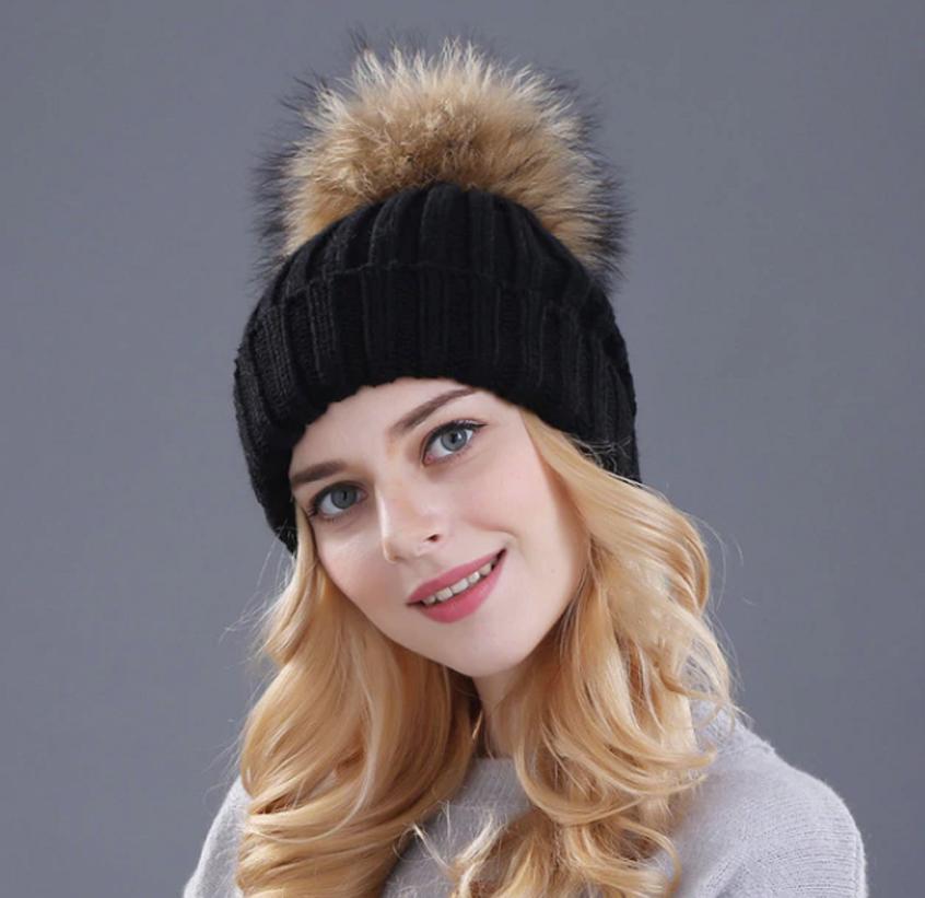 כובע צמר AliExpress
