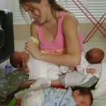 triplets maternity leave