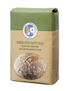 הטחנות הגדולות של ארץ ישראל.. קמח לחם מלא 100%