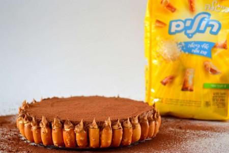 עוגת מוס שוקולד (Custom)