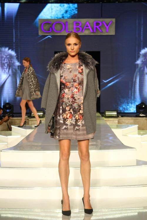 תצוגת האופנה של גולברי לסתיו חורף 14-15 צילום אסף לב (1) (Large) (2)