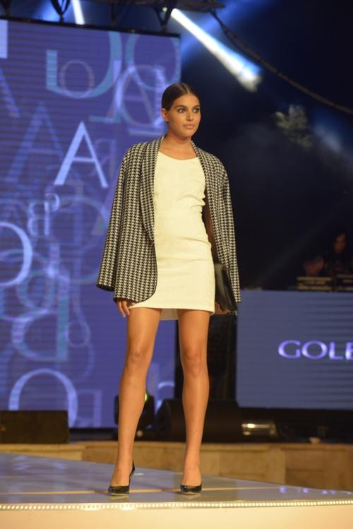גולברי תצוגת אופנה סתיו חורף 2014-15 צילום אלעד גוטמן (2)