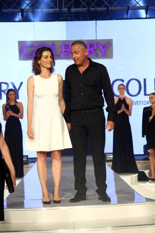 תצוגת האופנה של גולברי לסתיו חורף 14-15 צילום אסף לב (7) (Large)1 (Large) (2)