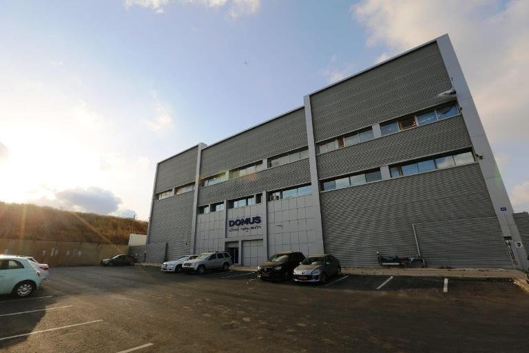 מפעל דומוס החדש בראשלצ (5)