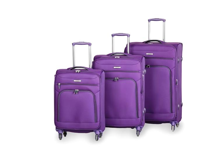 סט מזוודות אופנתיות - וויקנד