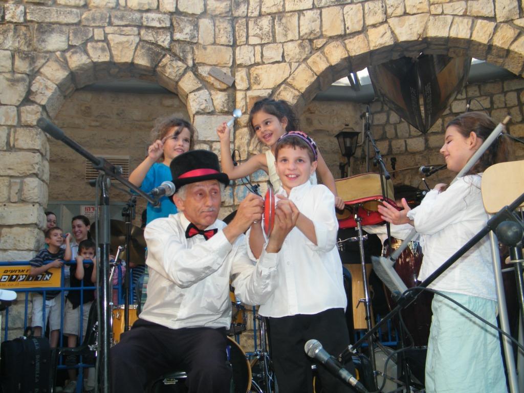 ילדים כליזמרים